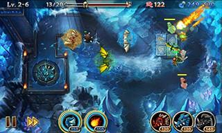 Lair Defense: Dungeon скриншот 3
