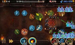 Lair Defense: Dungeon скриншот 4