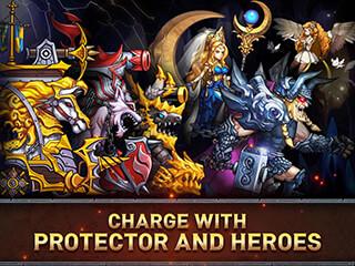Seven Guardians скриншот 3