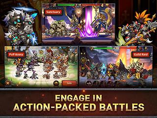 Seven Guardians скриншот 4