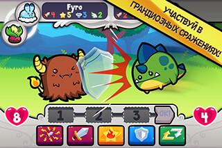 Pico Pets: Monster Battle скриншот 2