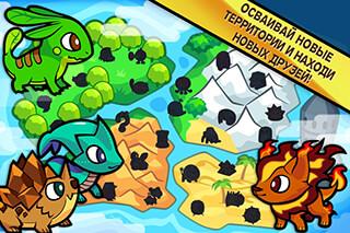Pico Pets: Monster Battle скриншот 3