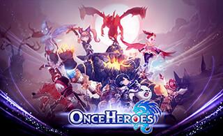 Once Heroes скриншот 1