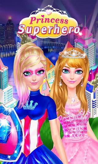 Princess Power: Superhero Girl скриншот 2
