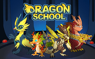 Dragon School скриншот 1