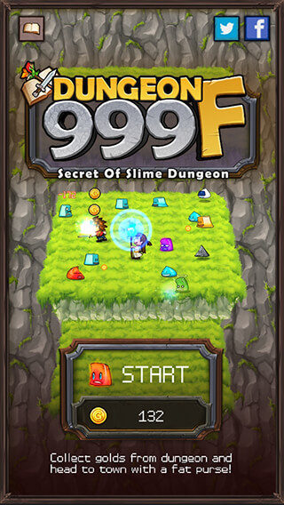 Dungeon 999F скриншот 1