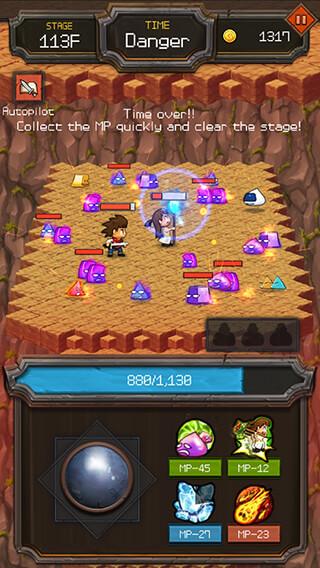 Dungeon 999F скриншот 2