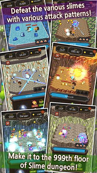 Dungeon 999F скриншот 3