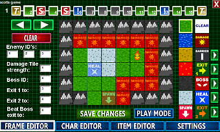 8-Bit RPG Creator скриншот 1
