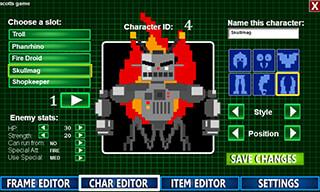 8-Bit RPG Creator скриншот 3