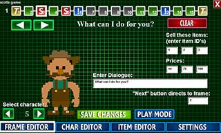 8-Bit RPG Creator скриншот 4