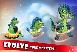 Monster City скриншот 3