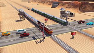 Train Simulator скриншот 1
