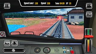 Train Simulator скриншот 2