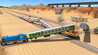 Train Simulator скриншот 3