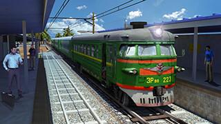 Train Simulator скриншот 4