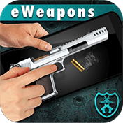Eweapons Gun: Weapon Simulator иконка