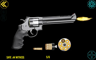 Eweapons Gun: Weapon Simulator скриншот 1