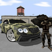 Army Extreme Car Driving 3D иконка