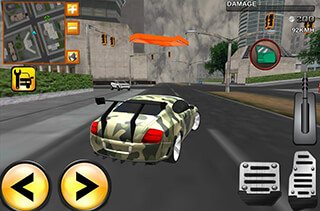 Army Extreme Car Driving 3D скриншот 1