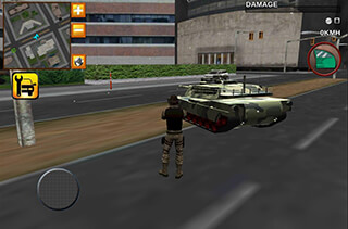 Army Extreme Car Driving 3D скриншот 2