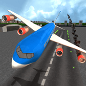Airplane Pilot Simulator 3D иконка