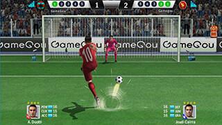 Soccer: Shootout скриншот 1