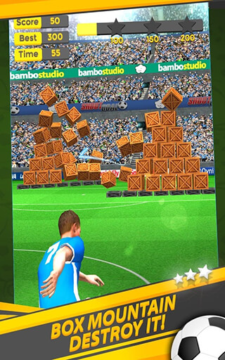 Shoot Goal: World Cup Soccer скриншот 2