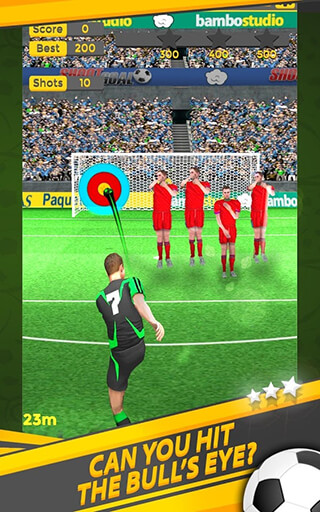 Shoot Goal: World Cup Soccer скриншот 4
