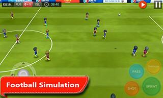 Eu16: Euro 2016 France скриншот 1