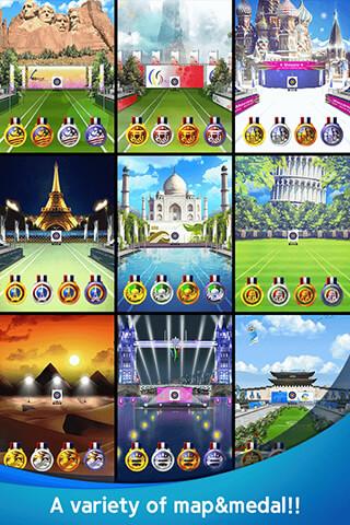 Archerworldcup: Archery Game скриншот 4