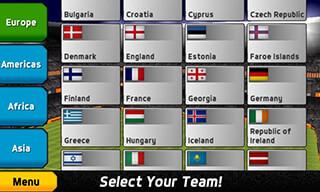 Goalkeeper: Premier Soccer Game скриншот 2