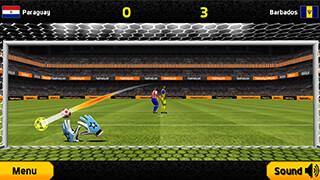 Goalkeeper: Premier Soccer Game скриншот 3
