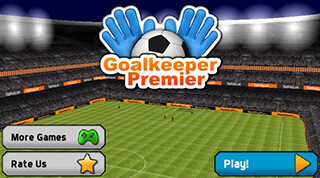 Goalkeeper: Premier Soccer Game скриншот 4