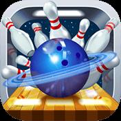 Galaxy Bowling 3D: Free иконка