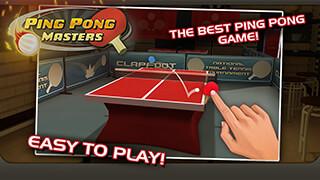 Ping Pong Masters скриншот 1