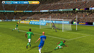 Football Kicks Title Race скриншот 3