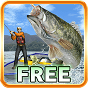 Bass Fishing 3D: Free иконка