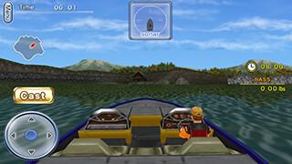 Bass Fishing 3D: Free скриншот 1
