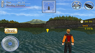 Bass Fishing 3D: Free скриншот 2