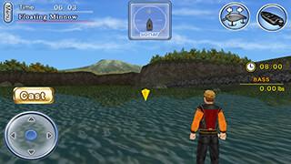 Bass Fishing 3D: Free скриншот 2