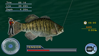Bass Fishing 3D: Free скриншот 4