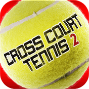 Cross Court Tennis 2 иконка