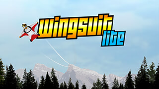 Wingsuit Lite скриншот 1