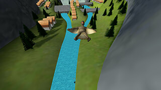 Wingsuit Lite скриншот 4
