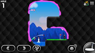 Super Stickman: Golf 3 скриншот 2