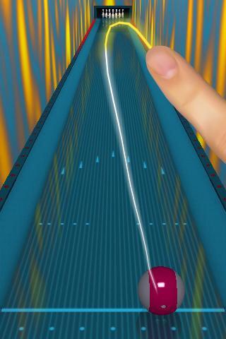 Bowling Online 3D скриншот 3