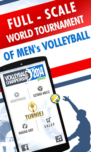 Volleyball Championship 2014 скриншот 1