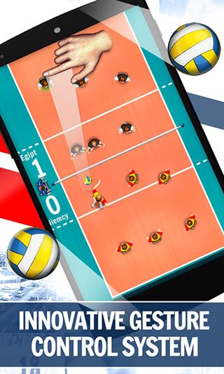 Volleyball Championship 2014 скриншот 2