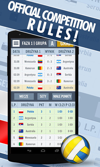 Volleyball Championship 2014 скриншот 3